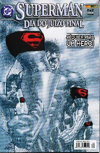 SUPERMAN - DIA DO JUIZO FINAL PARTE 2 - EDI. PANINI